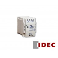 PS5R-Q24: Idec Switching Power Supply, 100-240VAC:24VDC, 3.1A