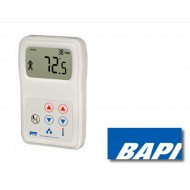 BA/BS3F2-0L-OFW: BAPI-Stat 3-Room Temp Sensor, (2% RH), Temp Output 4-20mA, 70 to 74F