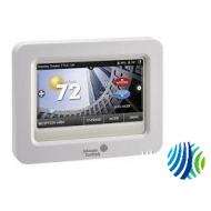 T8580 Residential High-Resolution Color Touch Screen Digital Room Thermostat
