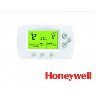 TH6110D1021: FocusPro™ Residential and Light Commercial Thermostat, PROG 1H/1C W/LRG DSPLY & AUTO FAN & SYS SWITCH