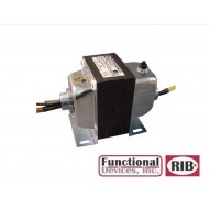 TR100VA002US: Fuctional Devices Transformer XFMR 96VA, 120-24V, 2 HUB, CIR. BKR.
