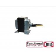 TR40VA001US: Fuctional Devices Transformer, XFMR 40VA, 120-24V INHERENT LIMIT 1 HUB