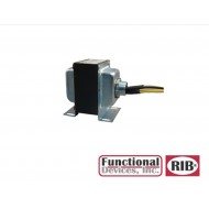 TR50VA001US: Fuctional Devices Transformer, XFMR 50VA, 120-24V, 1 HUB, 3A FUSE