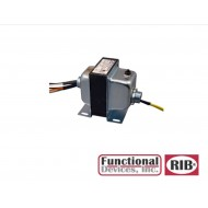 TR50VA004US: Fuctional Devices Transformer, 50VA, 480/277/240/120, 24V 2 HUB CIR. BKR.