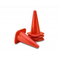 "TSCONE-18: Traffic Safety Cone 18"" (Orange)"