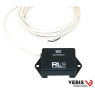 U006-0007 RLE SD-R01. 14' leader cable with a dry contact relay output, stripped and tinned. RoHS.