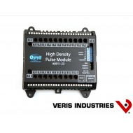 U013-0010: VERIS Obvius A8911-23. Aggregates data from multiple pulse input devices and brings the data into any Modbus system.