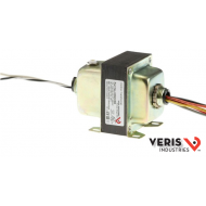 X050CEG Input: 208/240/277/480 VAC, Output: 120 VAC, circuit breaker, 90 degree hub and plate mount. CE, UL, RoHS..