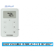 ZS2PF-C-ALC Intelligent Room Sensor ZS Pro F Temp with CO2