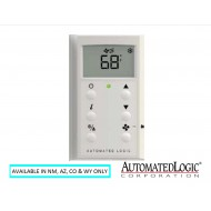 ZSPF-C-ALC: ALC Pro Zone Sensor with LCD Display, CO2, Fan Control & Mode Button (ALC) logo
